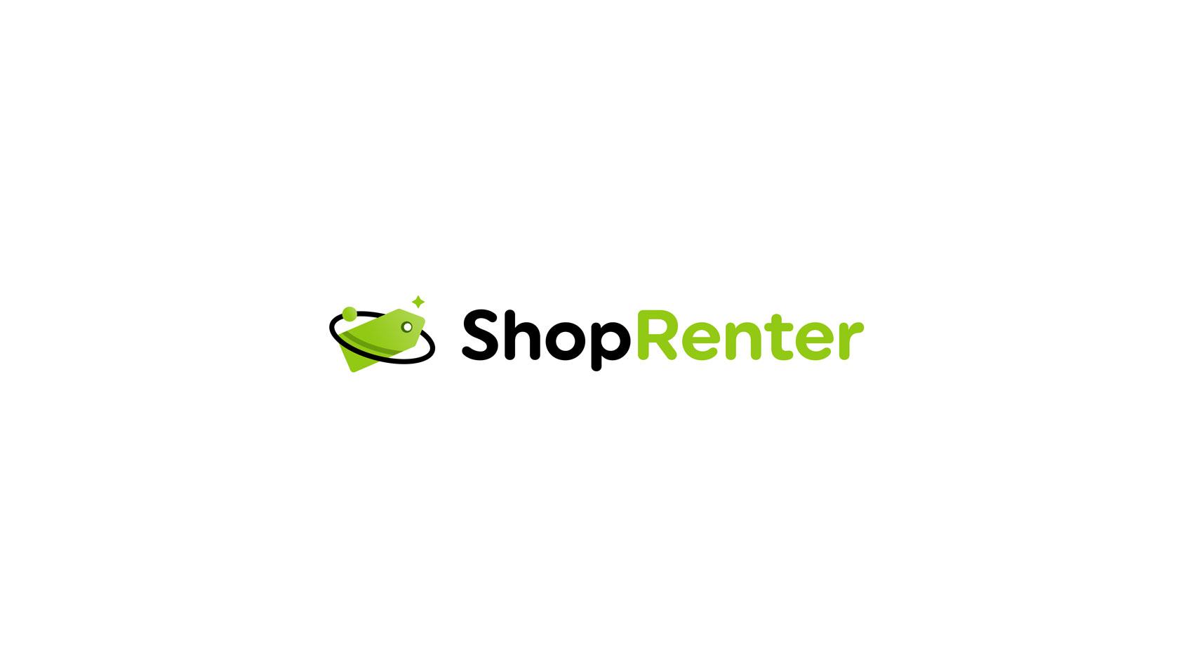 Shoprenter logo design