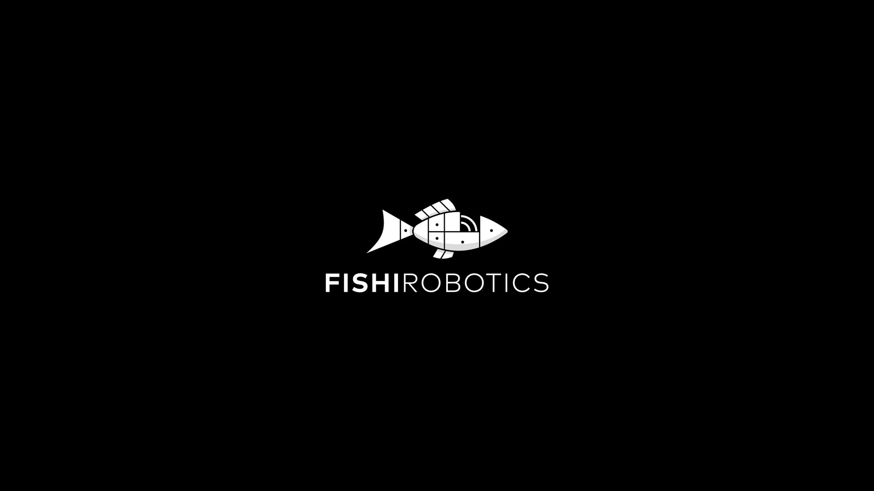 Fishi Robotics logo design