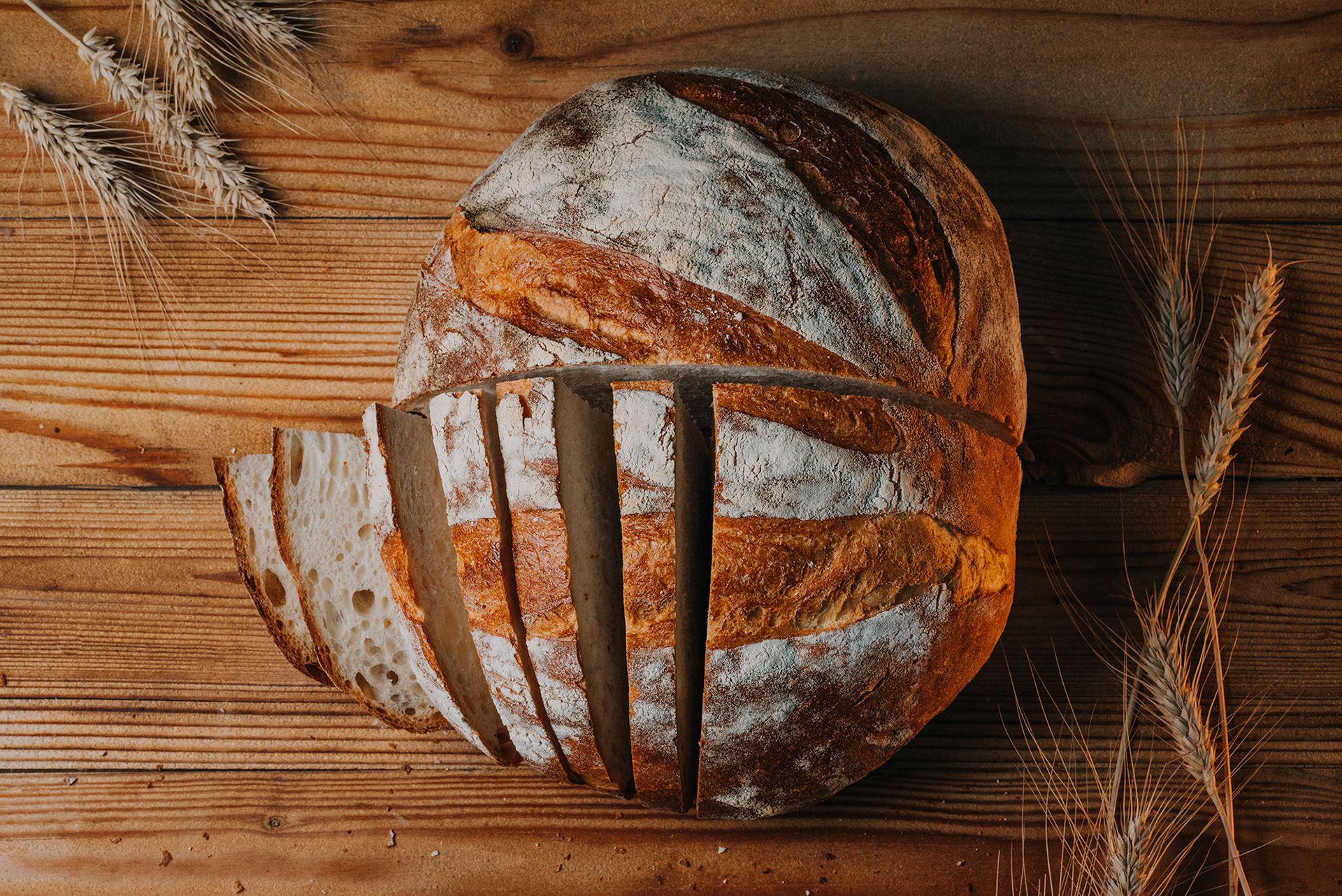 Store design for bakery
