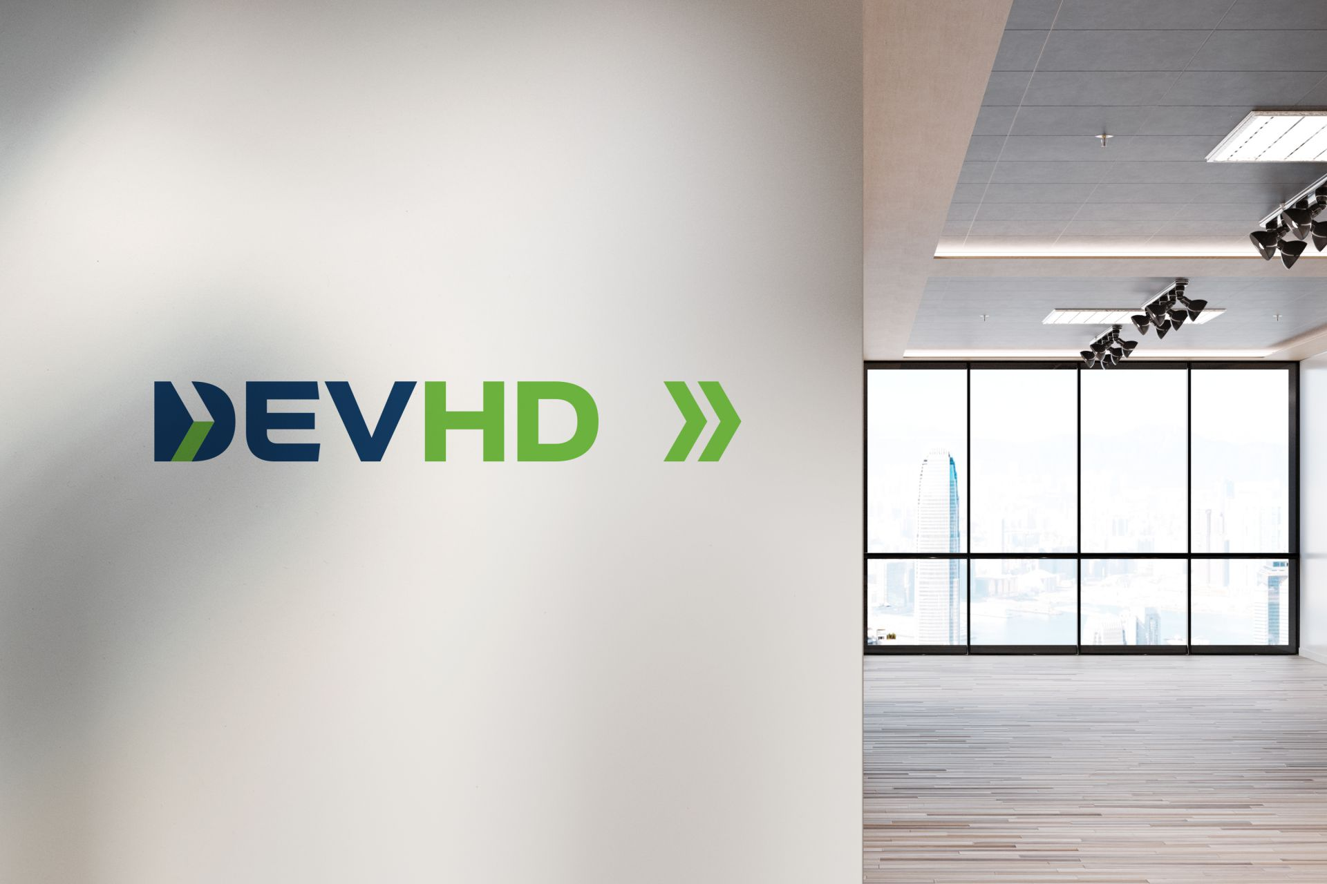 DEVHD Office Sign Design